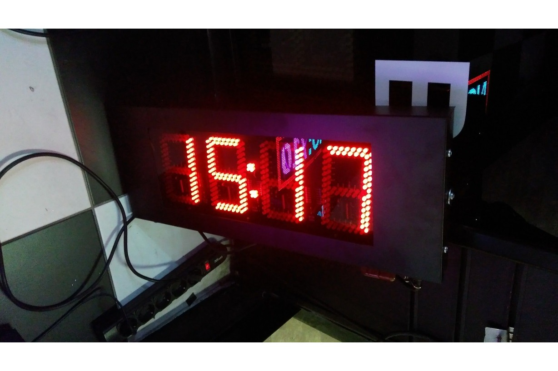13Cm 4digit Sensör-Kuru Kontak-Buton-Rf-Pc-Plc Kontrollü Led Sayıcılar