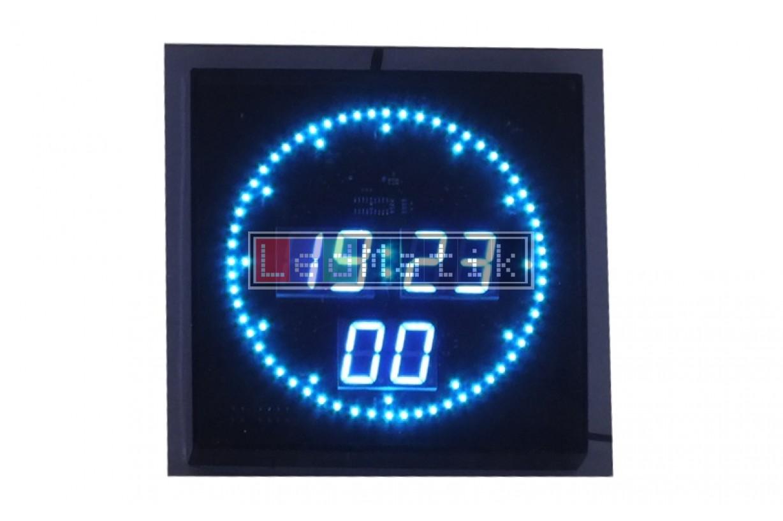 Analog Tip S.Segmend 4Digit Merkezi Led Saat Derece Nem Tarih Kronometre Led Sayici Led Kronometre Gostergesi
