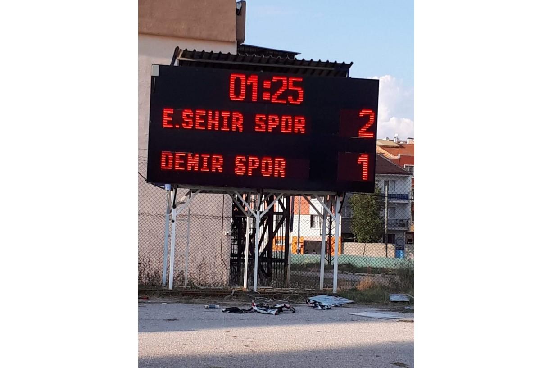 Futbol Skorbordu 4x2